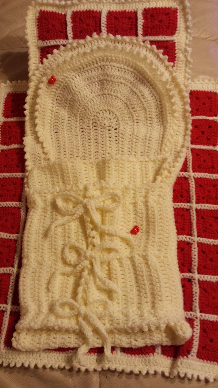zavinovačka pro mimi - crochet.