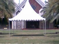 TENDA SARNAVILE TANPA DINDING POLOS  Perkenalkan kami dari PT.GOODNEWS EXHIBITION yang bergerak Dibidang jasa pembuatn, Dan penjualan berbagai jenis tenda berminat??? OFFICE:JL.Bolevard Raya Ruko Star of Asia no 99 Lippo Karawaci Tangerang, Indonesia15811 : HUB : 085217946493 / 087883695179,  2. Tenda Sarnavile Spesifikasi: 1. Rangka Alumunium 2. Bahan UNO TA 410 gram & UNO TA 550 gram. 3. Tinggi tiang 2 meter. HARGA HUBUNGI KAMI....