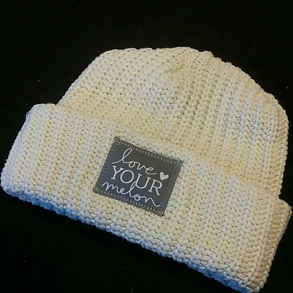 Kids size love your melon beanie hat Brand new love your melon Accessories Hats