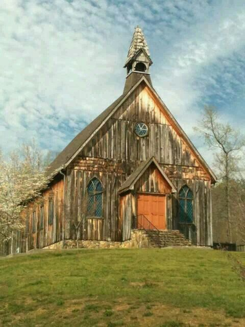 Old country church bldg. 0:-)