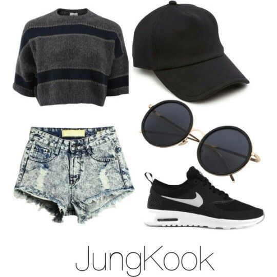 ~«⭐❤Jungkok inspire Outfits Bts❤⭐»