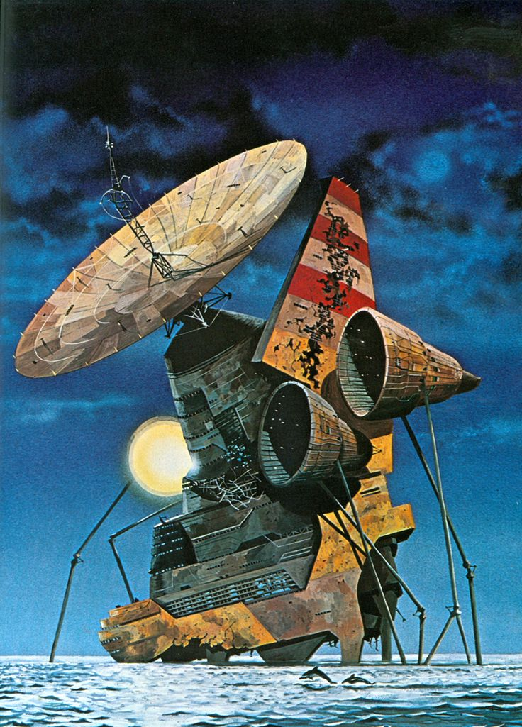 Stuff I Like: FRANK R. PAUL: FATHER OF SCIENCE FICTION ART |Science Fiction Graphics