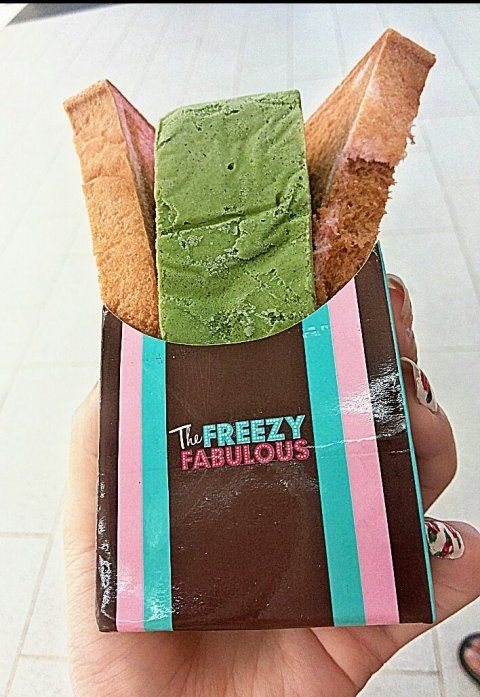 the freezy fabulous #thefreezyfabulous #kokas