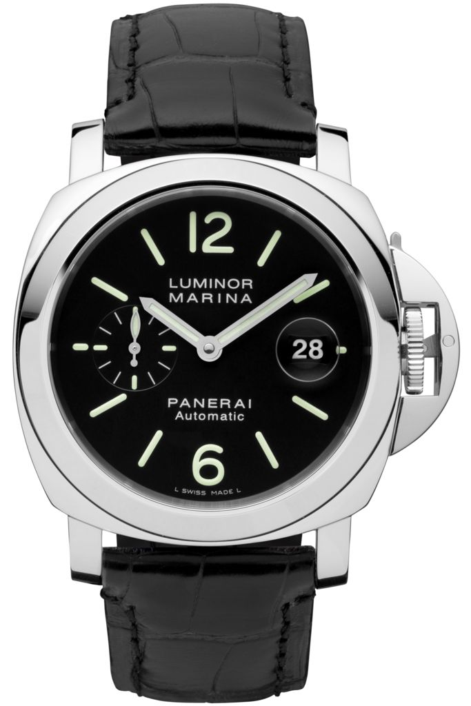 Luminor Marina Automatic Acciaio - 44mm PAM00104 - Collection Luminor - Officine Panerai Watches