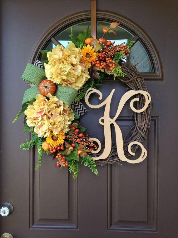 Best 25+ Door monogram ideas on Pinterest   Letter door ...