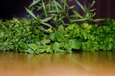 Järnbloggen: Herbs