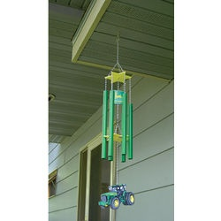 John Deere Wind Chime with 8400 Tractor.. Love my wind chime :)