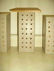Mason Bee Houses For your Yard or Deck: