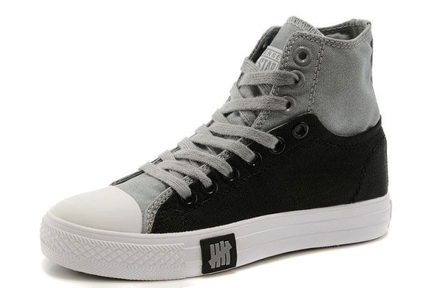 Two Layer High Top Grey Black Chuck Taylor All Star Sneakers [148872] - $60.00 : Canada Converse, Converse Ofiicial in Ontario