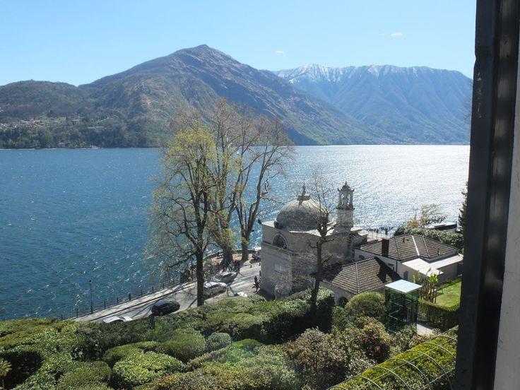 Tremezzo Villa Carlotta Como lake