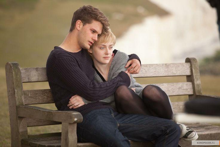 """Now Is Good"" - Dakota Fanning, Jeremy Irvine.      Cait stars = 4 of 5.      Box of Tissues = needed. definitely."