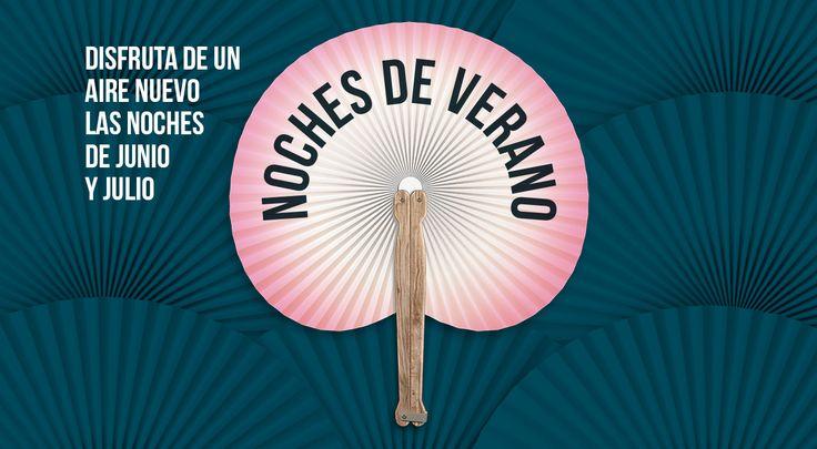 CICLO DE MÚSICA.  NOCHES DE VERANO BARCELONA DEL 2 DE AGOSTO AL 30 DE AGOSTO. CaixaForum Barcelona.