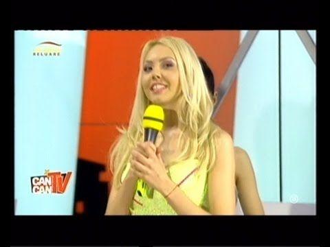 DENISA - Ce frumosi sunt ochii tai (Cancan Tv 15.03.2013) http://facebook.com/DENISAoficial - facebook oficial Denisa PENTRU CONCERTE DENISA : 0723422923  amandoi sub clar de luna, clipele frumoase si senine, one milion, milion vijelie, milion asu, liviu guta casa blanca, casa blanca hit 2012 Vacanta Mare, Garcea ProTv, PrimaTv, KanalD, Antena1,...
