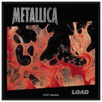 Patch Metallica Load Aufnäher