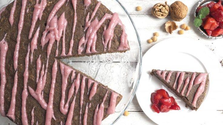 Mrkvovo-tvarohový koláč Kalisova
