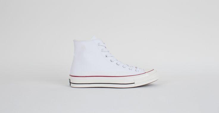 Converse Chuck Taylor All Star 70 Hi White/Egret/Black – Voo Store