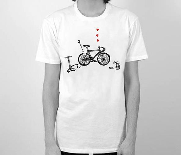Love Your Bike T-Shirt