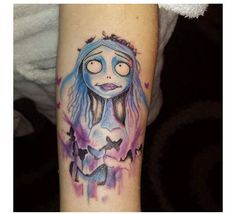 ... Tattoos on Pinterest | Corpse bride tattoo Corpse bride and Couple