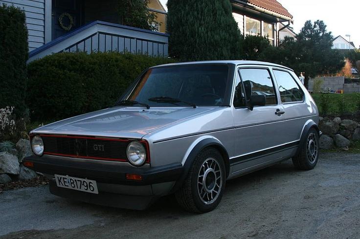 1983 VW Golf GTI