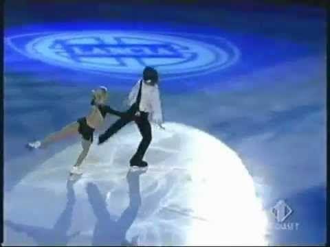 Tatiana Totmianina & Maxim Marinin (RUS) with Edvin Marton (KOI 2007) 2°...
