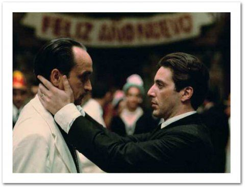 Michael Corleone Quotes To Fredo 17 best Harvey and Mik...