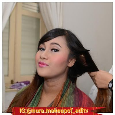 Nura Make Up Of ADITV: jasa make up