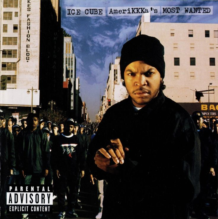 Ice Cube's first album.