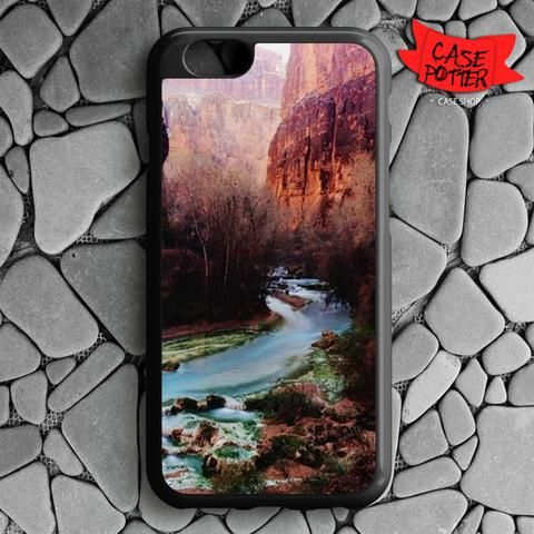 Havasu Canyon Creek iPhone 6 iPhone 6S Black Case