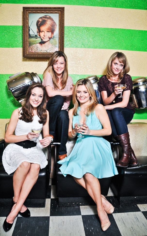 Exclusive! Laura Osnes, Kate Rockwell, Ashley Spencer & Kathleen Monteleone look back on GREASE reality TV show