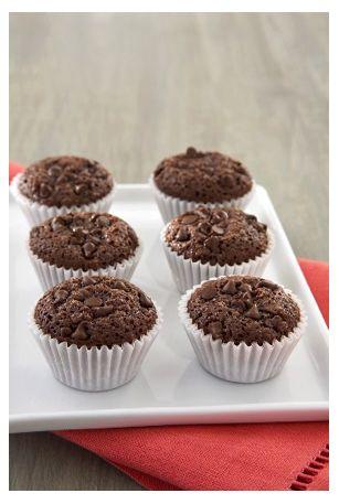 Brownie Cupcakes | Cupcakerecepten.nl