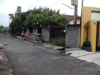 Tanah Dijual Murah Jalan Kaliurang km 9 Jogja Dekat Green Hills