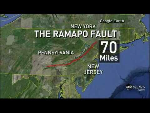 Earthquake Fault Lines in America - ABC News - YouTube