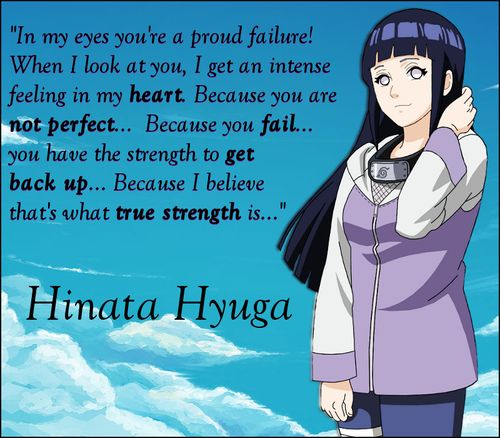 Naruto - Hinata Hyuga. Naruhina all the way! If Naruto doesn't end with Naruhina I'll kill you Kishimoto sensei