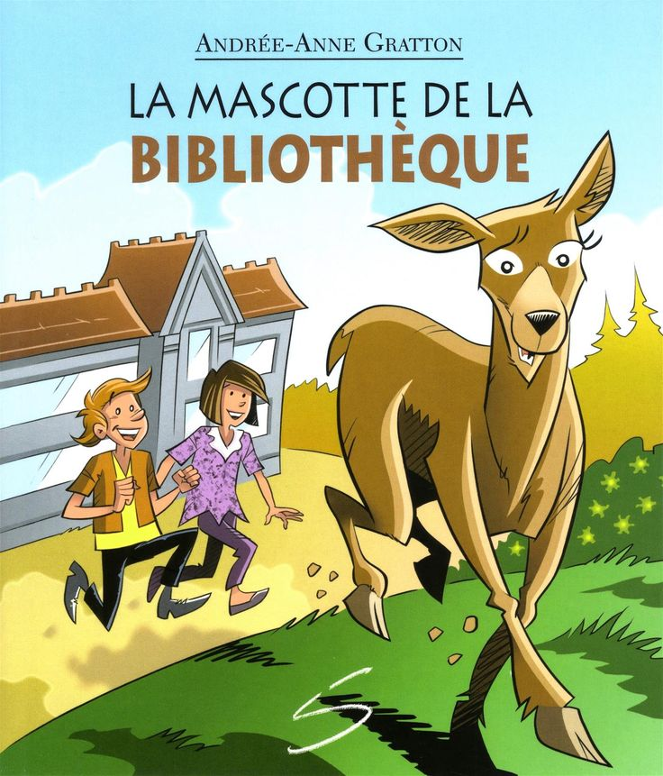 Livre La mascotte de la bibliothèque - Nº 139 | Messageries ADP