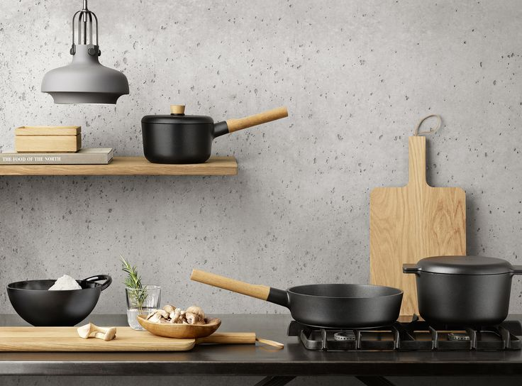 Dwell - The Nordic Kitchen Series