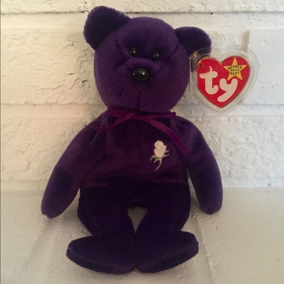 RARE 1st edition 1997 Princess Diana beanie baby RARE 1997 first edition Princess Diana beanie baby. Extreme mint condition!! Original tags and case. Ty Beanie Babies Other