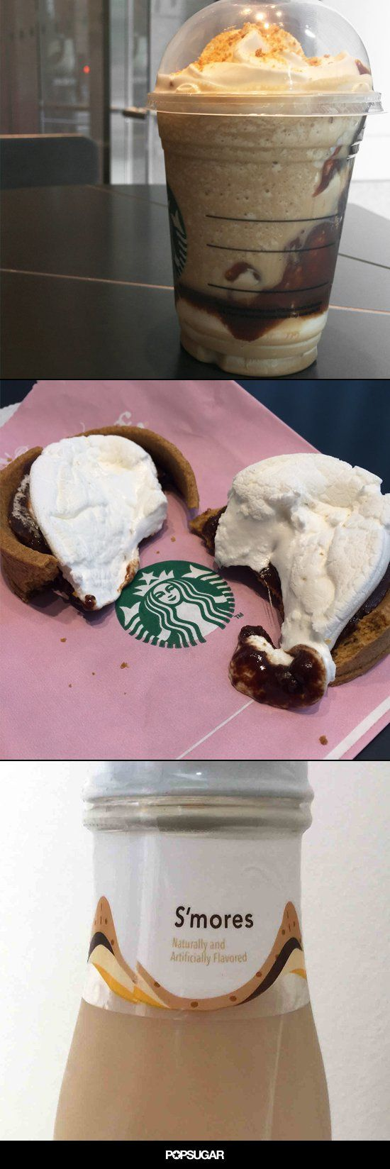 Pin for Later: Does the Starbucks S'mores Frappuccino Live Up to Your Dreams? Find Out Now