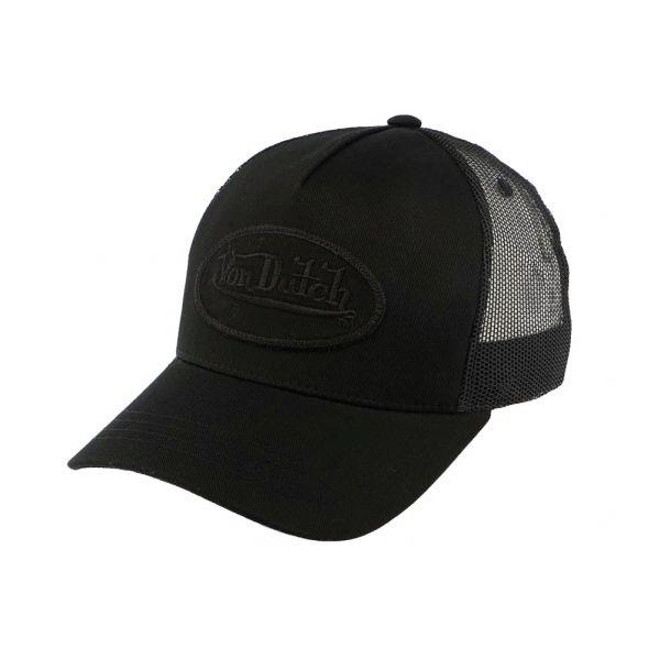 Casquette Baseball Noire Von Dutch Lof B #mode #bonplan #vintage #moto #startup @hatshowroom votre boutique Headwear