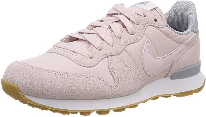 Nike Internationalist Sneakers Damen Rosa Barely Rose Sneaker Nike Internationalist Gunstige Schuhe