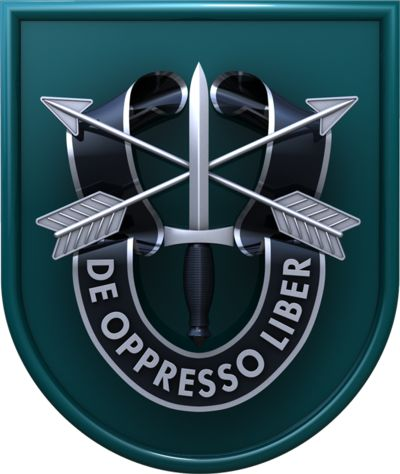 19th Special Forces Group by Grafexecutor