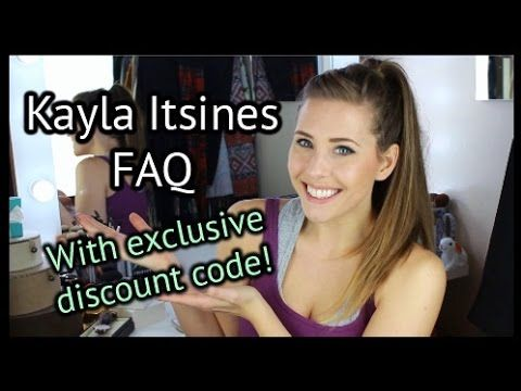 Kayla Itsines Bikini Body Guide FAQ (+ DISCOUNT CODE!)