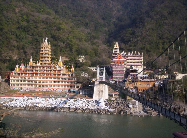 Tourist attractions to visit in Rishikesh