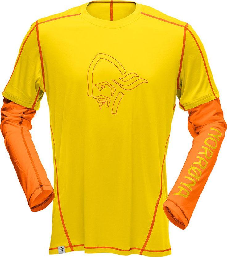 /29 tech long sleeve Shirt (M) - Norrøna®