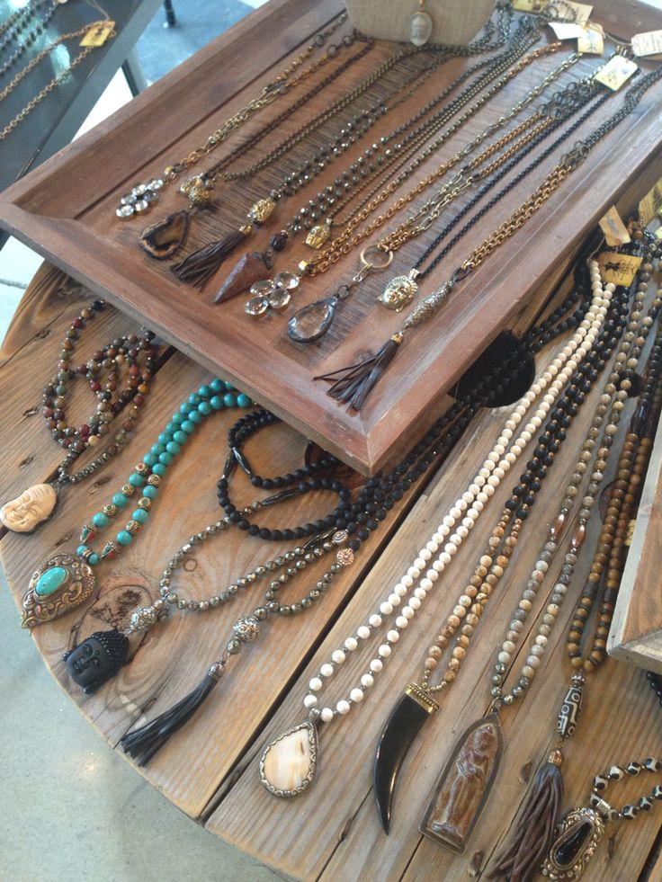 Fall necklaces. For wholesale and retail email lisajilljewelry@gmail.com
