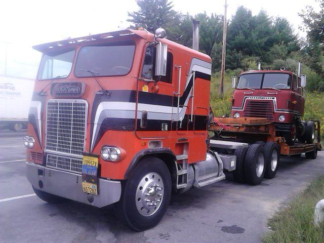Freightliner Of Nh >> Pin On Semi Trucks