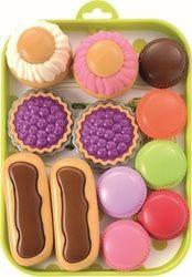 Ecoiffier Δίσκος με Γλυκά