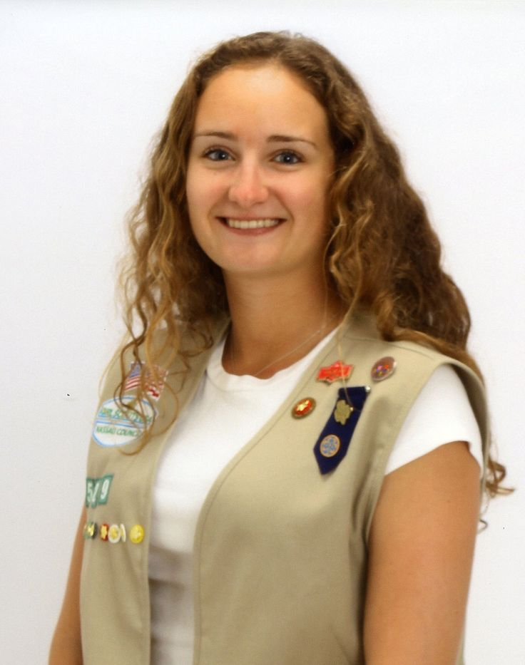 Girlscout Alexa Alexa S Volunteer Opportunity At A Camp In