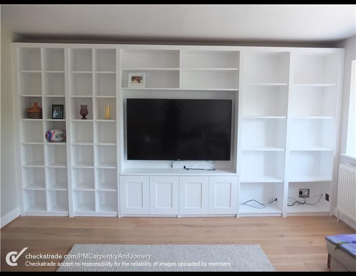 Gallery of P M Carpentry and Joinery - Bedrooms, Carpenter based in Worcester Park, Surrey.