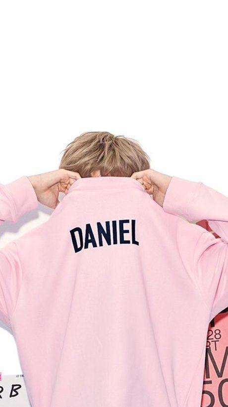 Kang Daniel Lockscreen