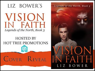 Book-o-Craze: Cover Reveal & Giveaway - Vision in Faith by Liz B...